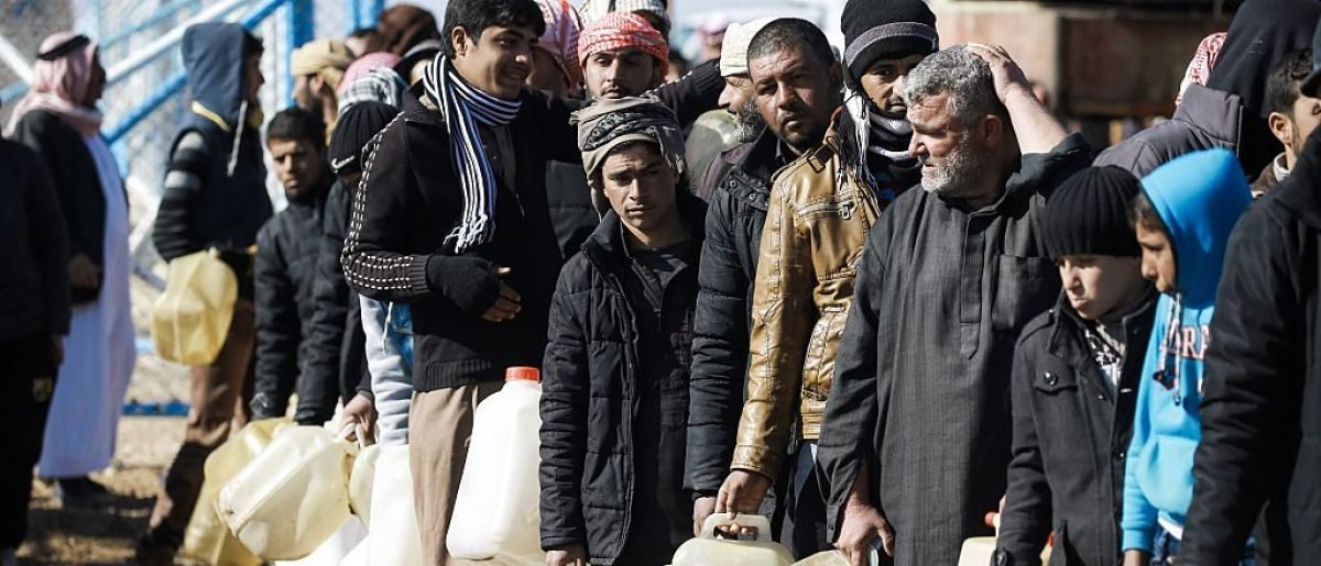 Trump's Budget Request Supports 50,000 Refugees