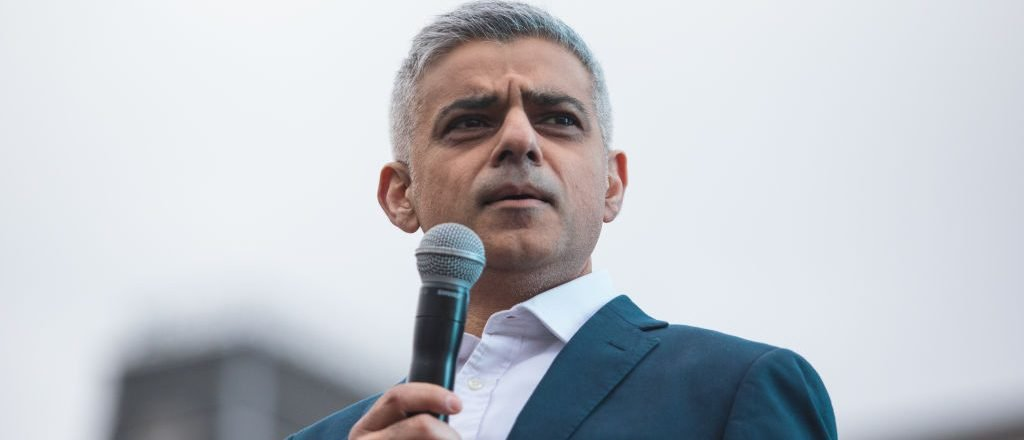 London Mayor Shared Stage With 'Close Friend' Of London Terrorist