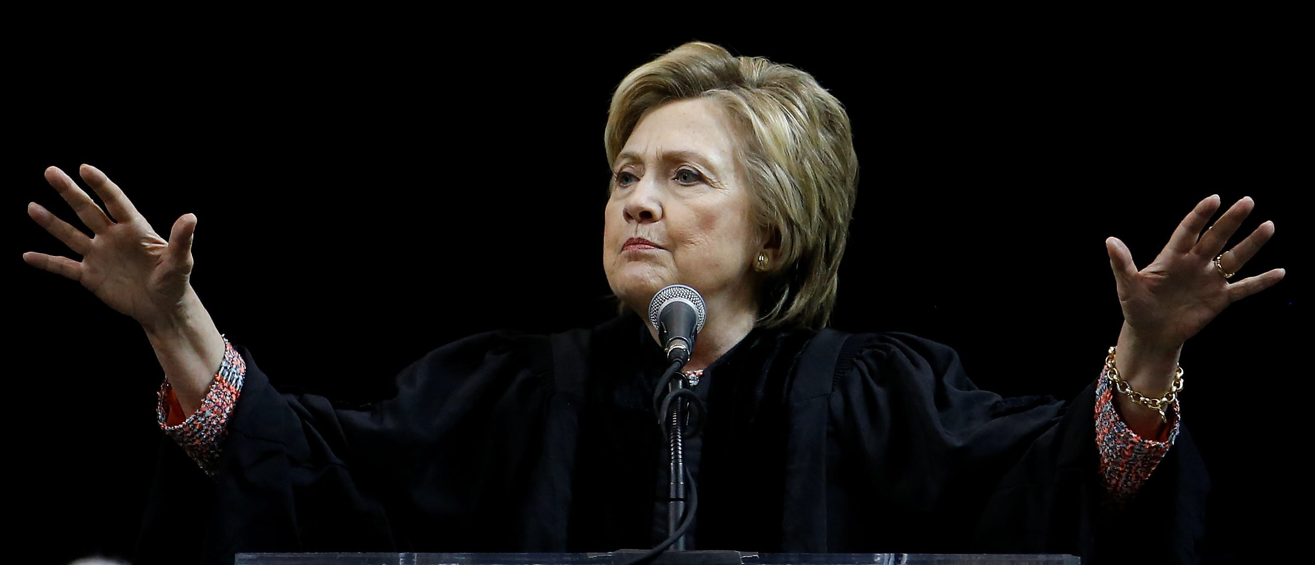 FAITH FILE: Hillary To Preach The Gospel; Just Not The One About Jesus