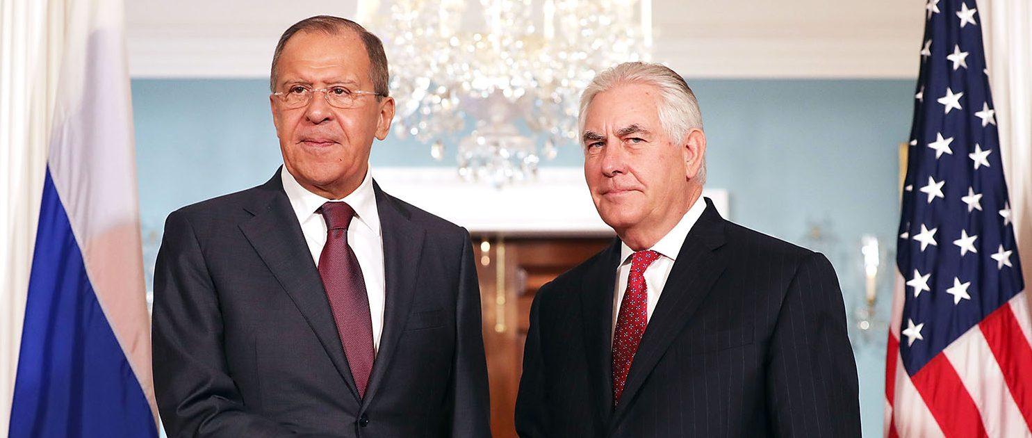 Tillerson: Trump Wants To 'Make Progress' On Russia Despite Political Cost