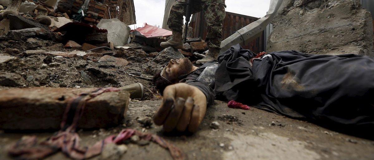 Taliban Controls One-Third Of Afghan Population, As Trump Considers Sending More Troops