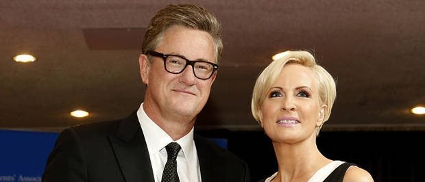 Joe Scarborough And Mika Brzezinski: 'We're OK. The Country's Not'