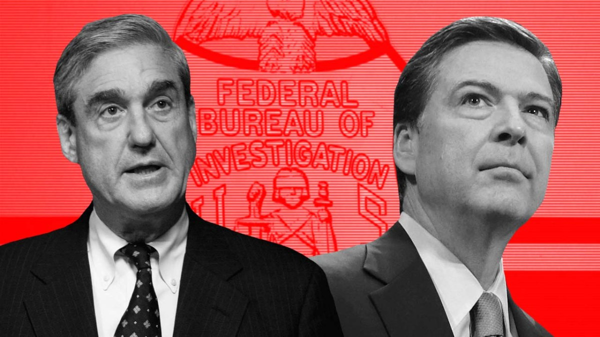 As FBI Directors, Mueller and Comey Ignored Dozens of Female Agents Who Were Sexually Abused by Colleagues and Extorted at Alarming Rate
