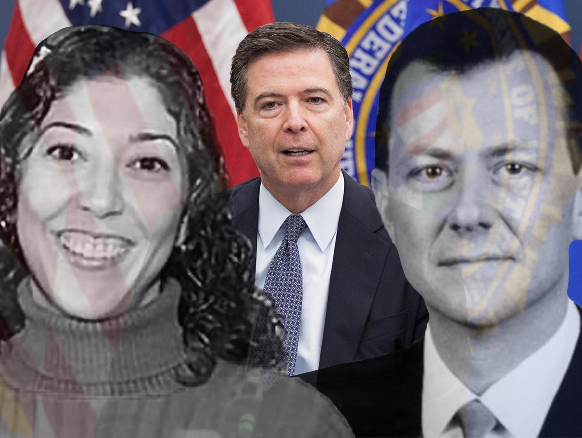 New Texts Reveal Disgraced FBI Agent Strzok Was Friends