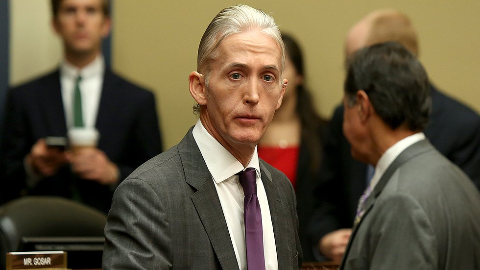 Image result for Fox News fires Trey Gowdy amid reports that he has agreed to join President Trump's legal team
