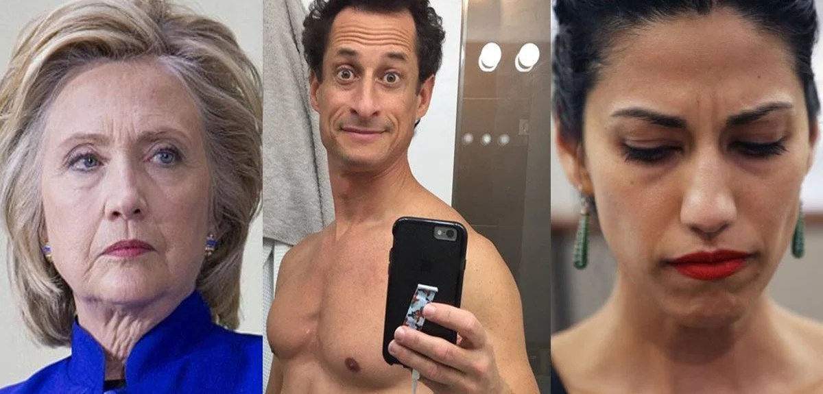 Details Comey Was Briefed on Clinton-Linked 'Sex Crimes Against Children' Evidence on Weiner Laptop