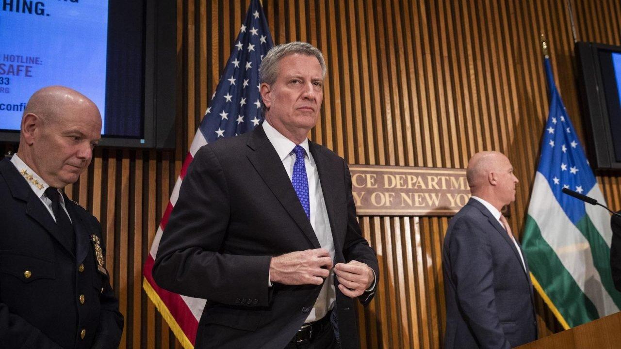 New York City Mayor Bill De Blasio announces $10,000 fines for travelers flouting COVID quarantine mandates – True Pundit