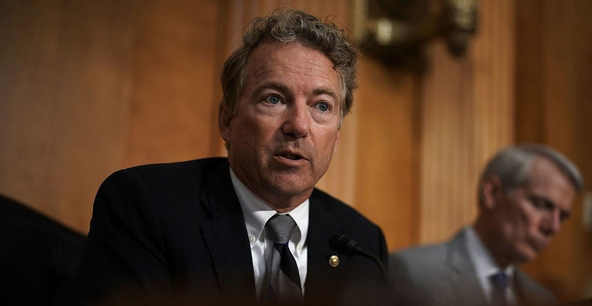 WATCH: Rand Paul Obliterates Reporter Who Claims It's Illegal To Out Whistleblower – True Pundit