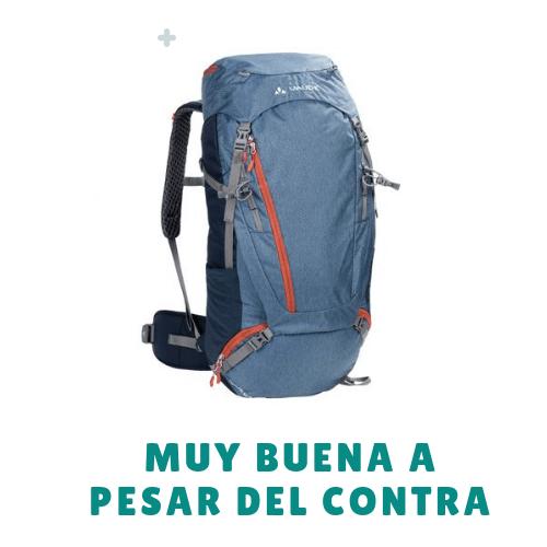 mochila de viaje para una vuelta al mundo