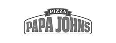 Papa John Pizza custom builders