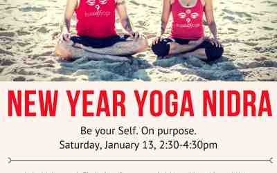 New Year Yoga Nidra