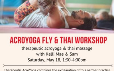 Acro Fly and Thai  Workshop