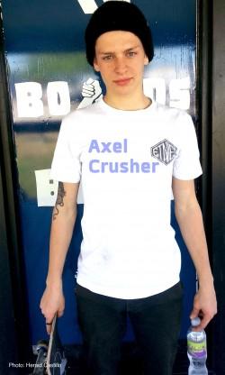 AXELCRUSHER