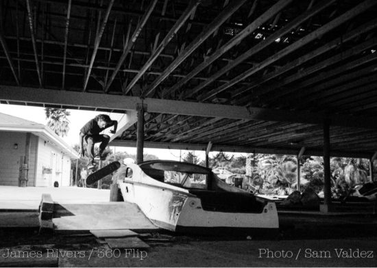 James Rivers 360 Flip
