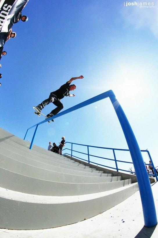 andrew schoop   first try 14 stair bs feebs   CAproam   tinnell memorial sports park   lake havasu az  photo: josh james