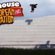 Birdhouse Skateboards European Tour 2015