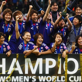 Japan Women's World Cup Team