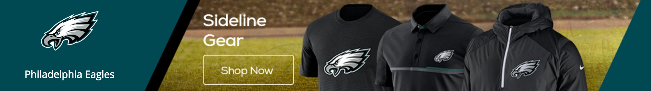 Shop Philadelphia Eagles apparel at the TrueSportsMovies Fan Store.