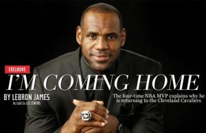 LeBron's Return to the Cavaliers