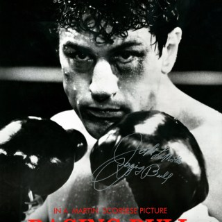 Raging Bull - the story of Jake LaMotta