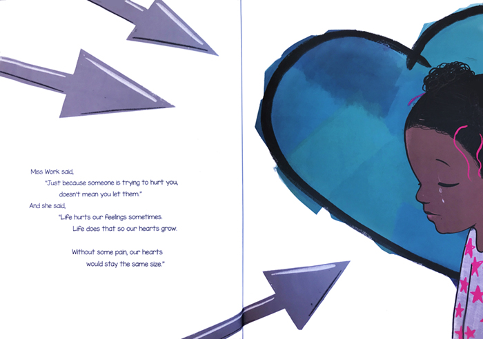 The Truest Heart - book for children