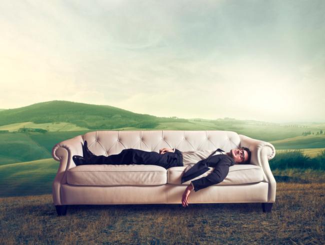stress causes weird dreams
