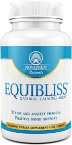 Equibliss Anxiety and Stress Relief Supplement