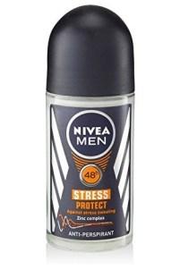 Nivea for Men Antiperspirants Stress Protect Rollon