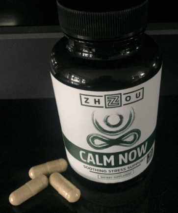 CALM NOW Anxiety Relief and Stress Support