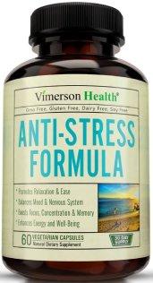 Vimerson Health Anti-Stress Formula Supplement