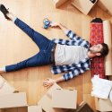 overcome moving stress