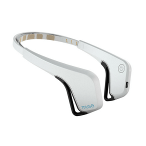 white Muse Brain Sensing Headband