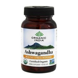 ORGANIC INDIA Ashwagandha Herbal Supplement