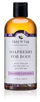 Tree to Tub Soapberry Body Wash