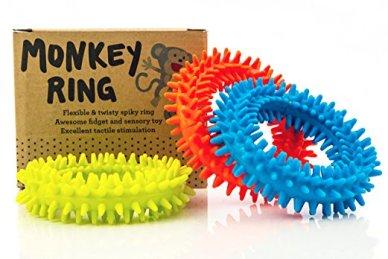 Spiky Sensory Ring