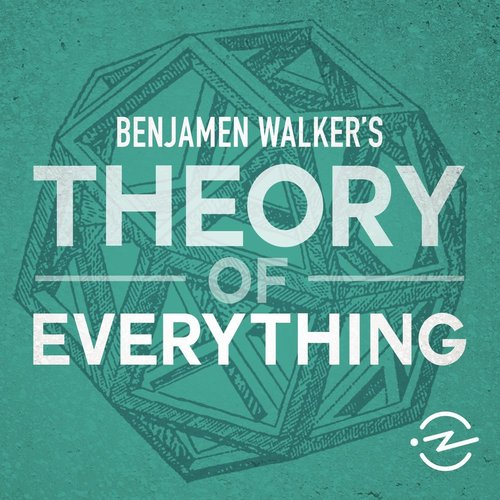 Benjamen Walkers Theory of Everything - Personal Development podcast