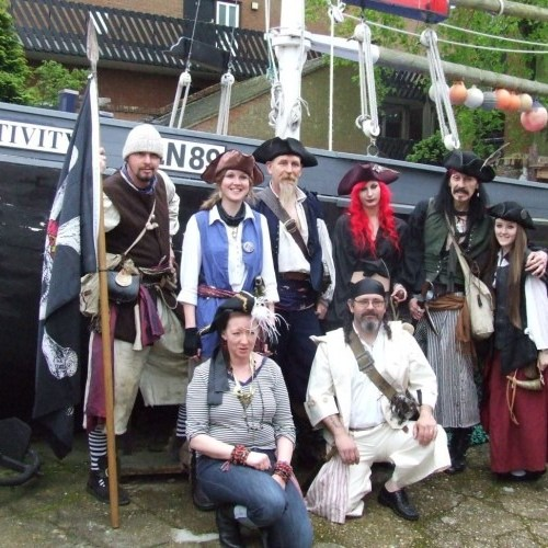 Pirate Rampage - May 2012
