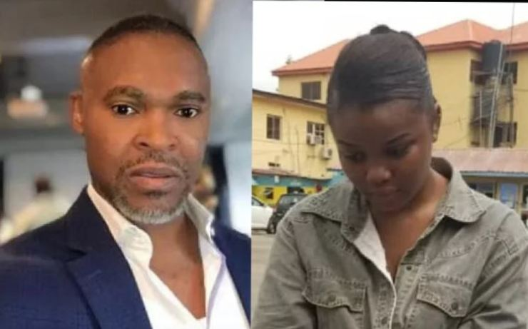 CCTV Footage Of Super TV CEO And UNILAG Student Chidinma Emerges (Video)