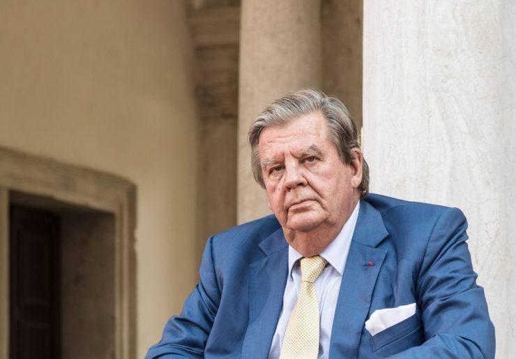 Johann Rupert South Africa's Richest Man