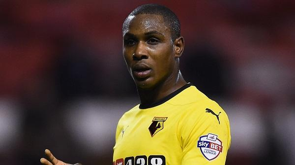 Odion Ighalo - Highest paid Nigerian Chinese player