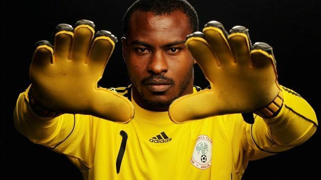 Vincent Enyeama - Richest Nigerian Goal Keeper