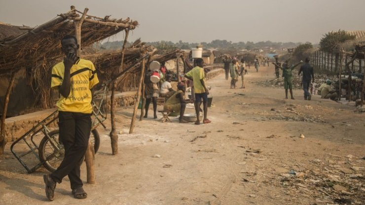 Central African Republic - Poverty in the world