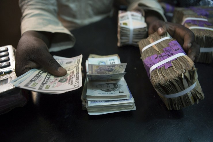 Dollar To Naira Exchange Rate Today 10 October 2021 (Black Market Rate)
