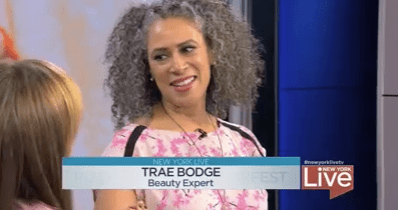 Trae Bodge on New York Live