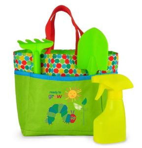 Kids' Garden Tote Bag With Accessories