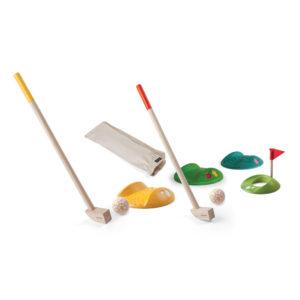 Plan Toys Giggle Mini Golf Set