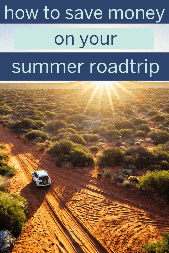 Get ideas for your summer roadtrip here! These travel hacks and vacation ideas make family trips with kids easier on a budget! #travel #travelhacks #roadtrips #vacationideas #savingmoney #savemoney #moneyhacks #familytrips #travelwithkids #familytravel #savingmoneytips