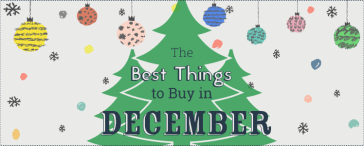 best buys in december