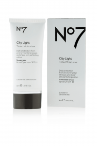 No. 7 city Light tinted moisturizer is affordable
