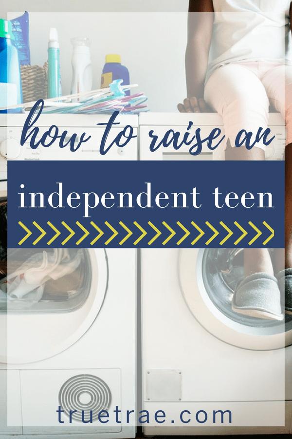independent teen how